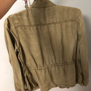 Max Jeans Jackets & Coats - Army Green Jacket